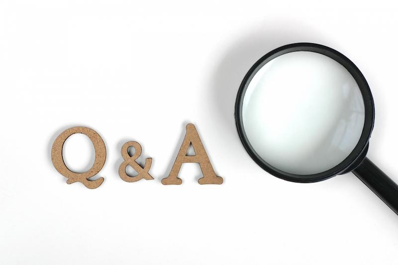 質問共有サービスで、講師に臨床の悩みを質問できる
